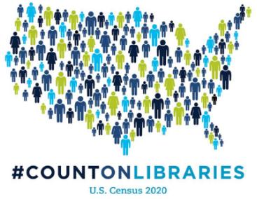 #CountOnLibraries US Census 2020